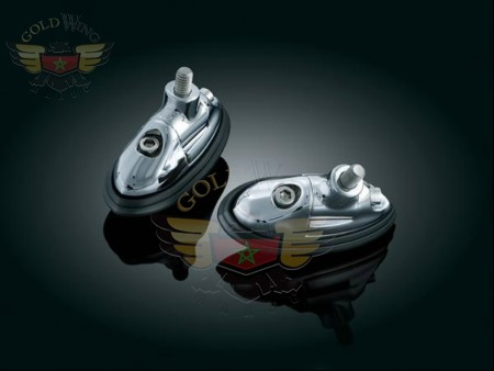 UNIVERSAL MIRROR MOUNTS FOR SPORT BIKES