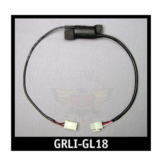 grli gl18 aux input ground loop isolator for gl 1800. Black Bedroom Furniture Sets. Home Design Ideas